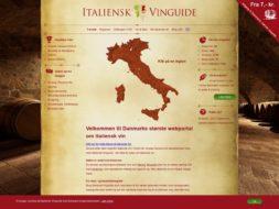 Italiensk Vin Guide